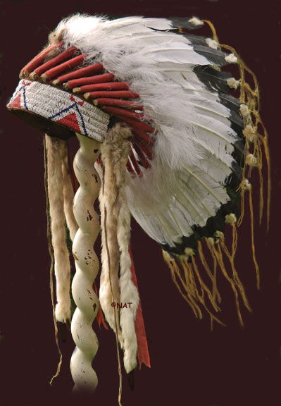 Native American headdress / bonnet