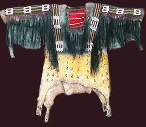 Lakota War Shirt