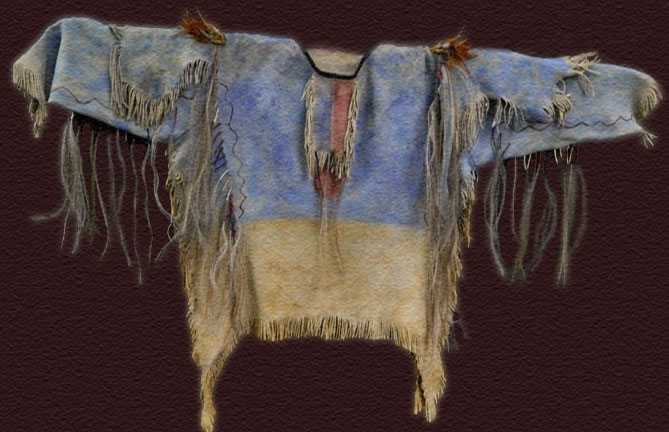 Crazy Horse (lakota) shirt