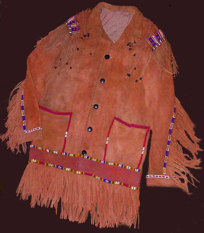 Native American coat