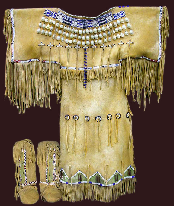 Comanche Dress
