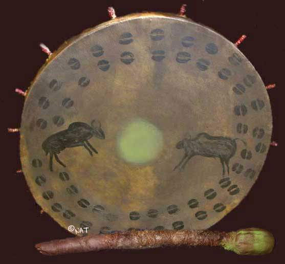 Sioux Drum