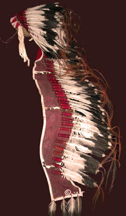 Lakota Headdress