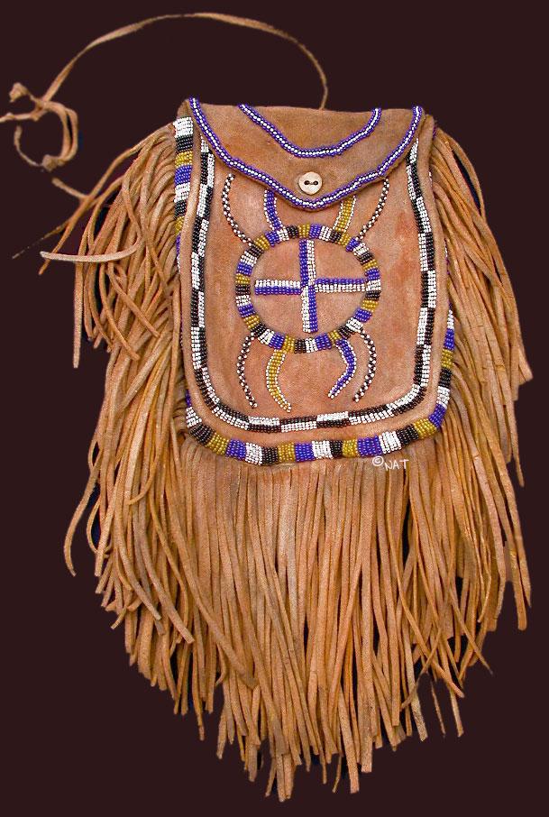 Apache Medicine Bag