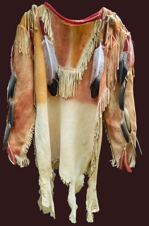 sioux war shirt