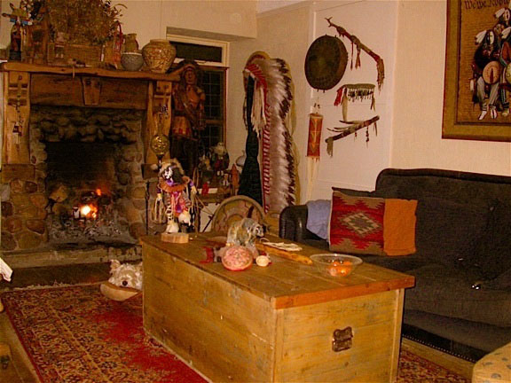 Native American Art Western Interior Design