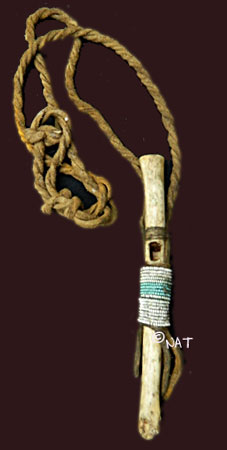 Blackfoot War Whistle