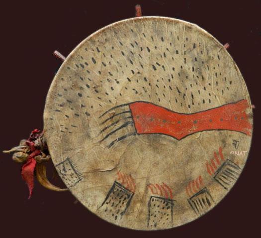 Medicine Drum - Original Face