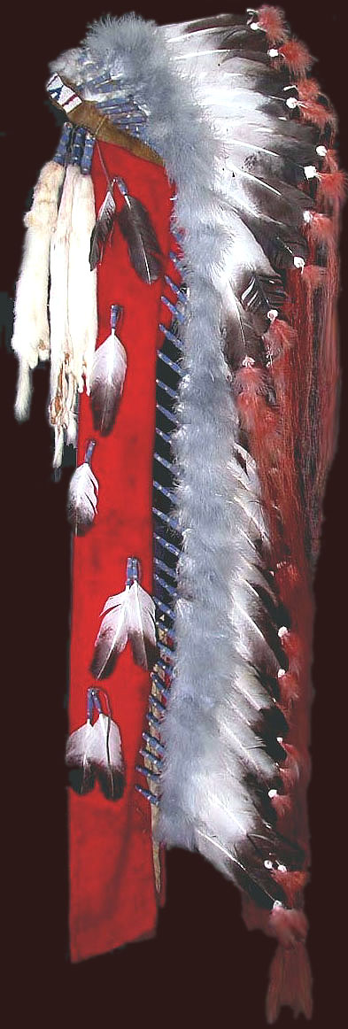 Double Trailer Headdress