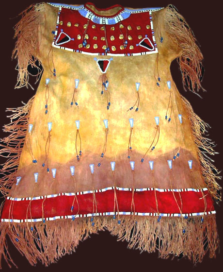 Native american women in thongs