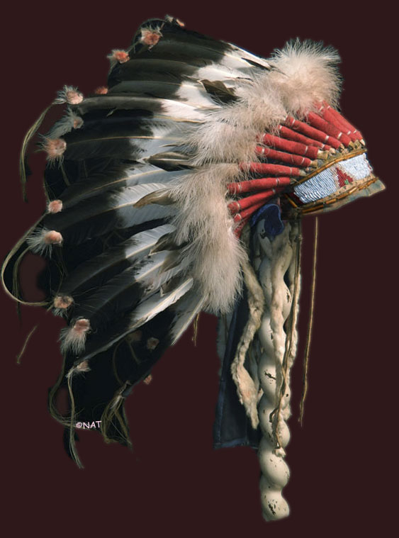 Arapaho Headdress / Bonnet