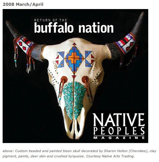 articles about Native Arts Trading