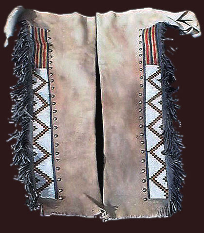 Mandan or Arikara Leggings