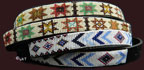 Beaded Belts Native American Designs