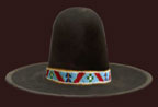 Native Americasn Western Hat Bands