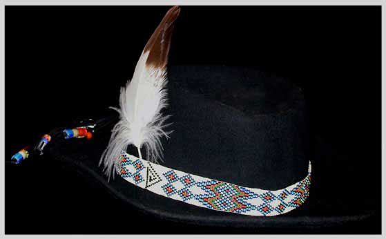 Navajo Hat Band