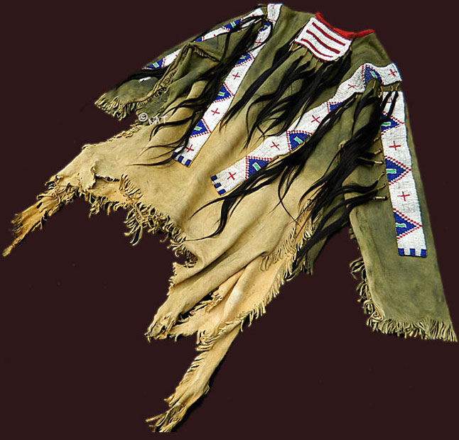 Sioux Scalp Shirt
